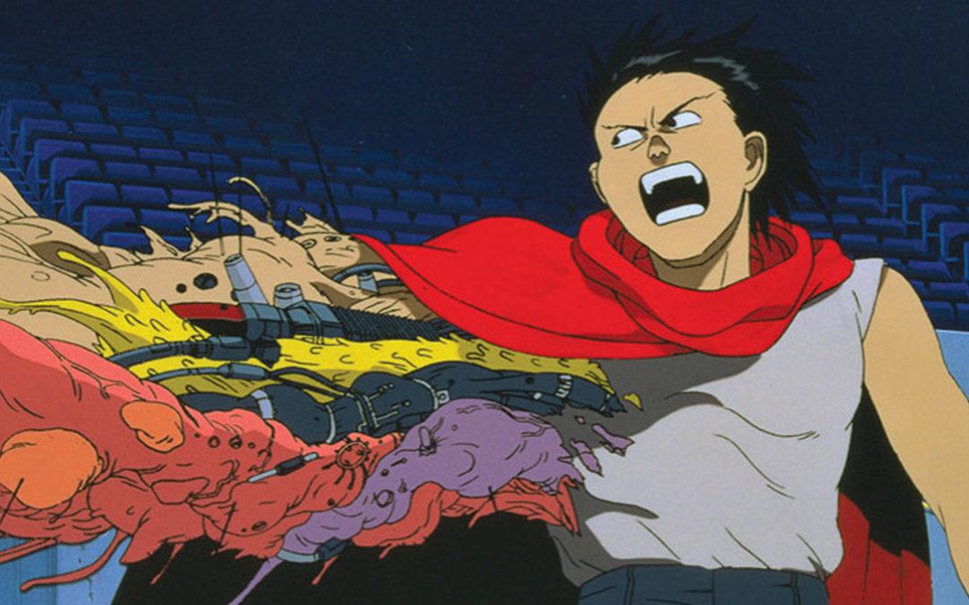 Akira, de Katsuhiro Ôtomo