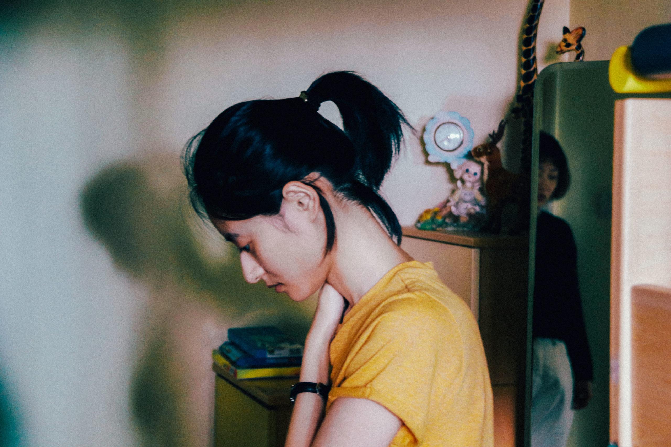 Virgin Blue, de Niu Xiaoyu